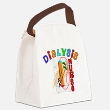 Dialysis Nurse 2011 Canvas Lunch Bag