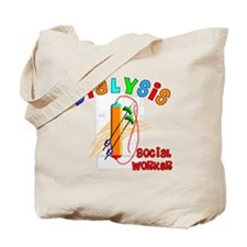 dialysis social worker 2011 Tote Bag