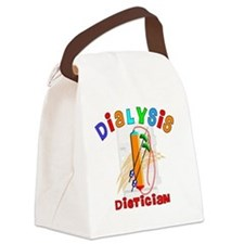 Dialysis Dietician 2011 Canvas Lunch Bag