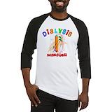 Dialysis manager Baseball Tees & Raglans