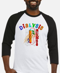 Dialysis Nurse 2011 Baseball Jersey
