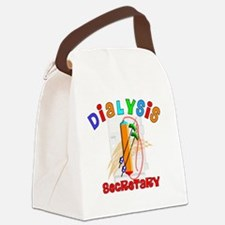 Dialysis secretary 2011 Canvas Lunch Bag