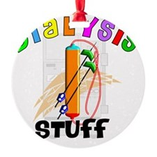 Dialysis STUFF Ornament