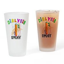 Dialysis STUFF Drinking Glass
