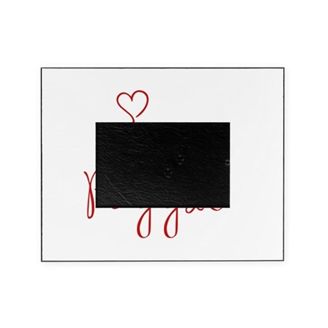 LOVE3 Picture Frame