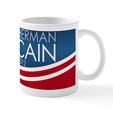 2-25x2-25_button_herman_cain Mug