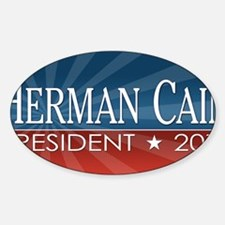 license-plate_herman_cain_2012 Decal