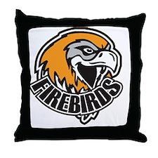firebirdscutlg Throw Pillow