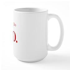 D.O. Shirt Mug