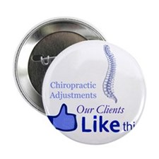 """chiropractic_5 2.25"""" Button"""