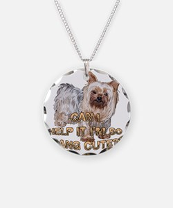 yorkie_cute Necklace