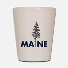 MaineShirt Shot Glass