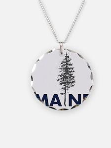 MaineShirt Necklace