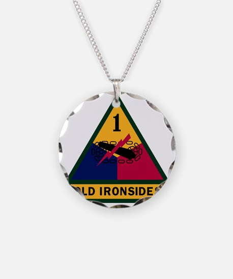 1st Armored Division.gif Necklace