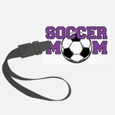 Cute Soccer mom Luggage Tag