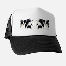 Bodre Collie Multi Mug Trucker Hat