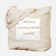 Animal Communication Journal Tote Bag