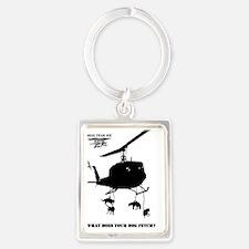Chopper Dogs 2000 Portrait Keychain