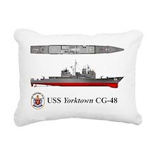 TicoCg-48_Yorktown_Tshir Rectangular Canvas Pillow