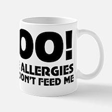 MOO! I have allergies Mug