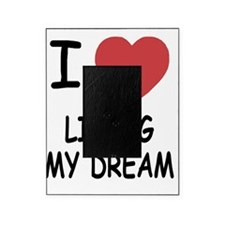 LIVING_MY_DREAM Picture Frame
