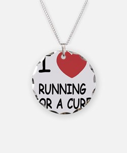 RUNNING_FOR_A_CURE Necklace