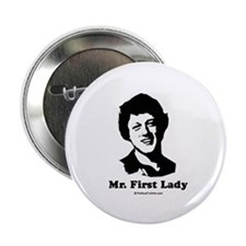 "Mr. First Lady 2.25"" Button (10 pack)"