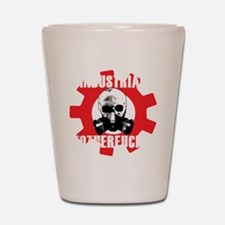 industrial-MF2a Shot Glass