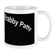 Krabby Patty Mug