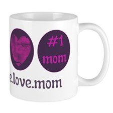 peace_love_mom_1 Mug