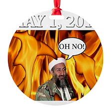OSAMA2 Ornament