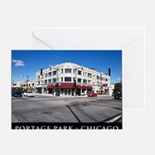 04Sep10_Portage Park_042-POSTER Greeting Card