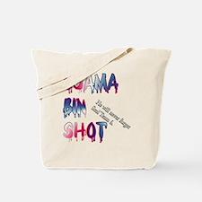 OSAMABINSHOT Tote Bag