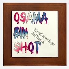 OSAMABINSHOT Framed Tile