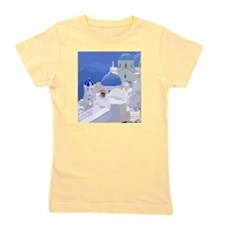 Greece Girl's Tee