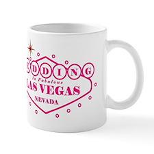 Pink LV Wed Mug