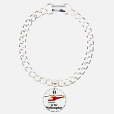 H_is_Helicopter Bracelet