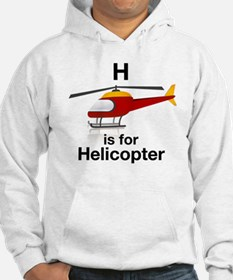 H_is_Helicopter Hoodie