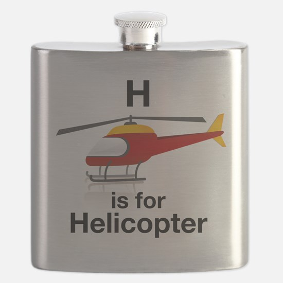 H_is_Helicopter Flask