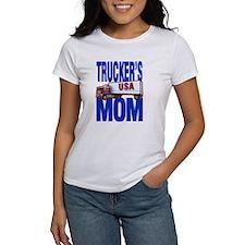 """Trucker's Mom"" Tee"