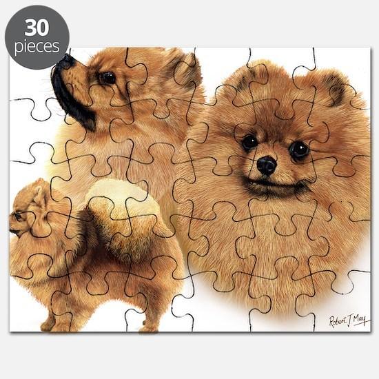 Pomeranian Multi Puzzle