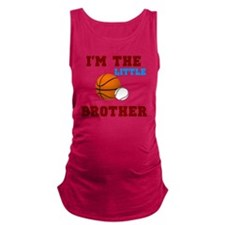 LIL brother sport2 Maternity Tank Top