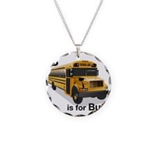 B_is_Bus Necklace