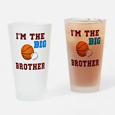 big brother sport2 Drinking Glass