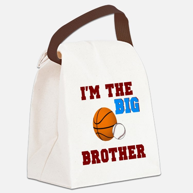 big brother sport2 Canvas Lunch Bag