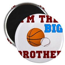 big brother sport2 Magnet