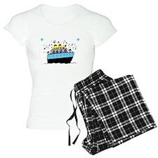 Love Cruising -dk Pajamas