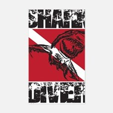 SHARK DIVER Decal