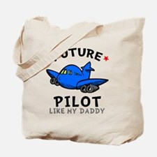 Pilot Daddy Tote Bag
