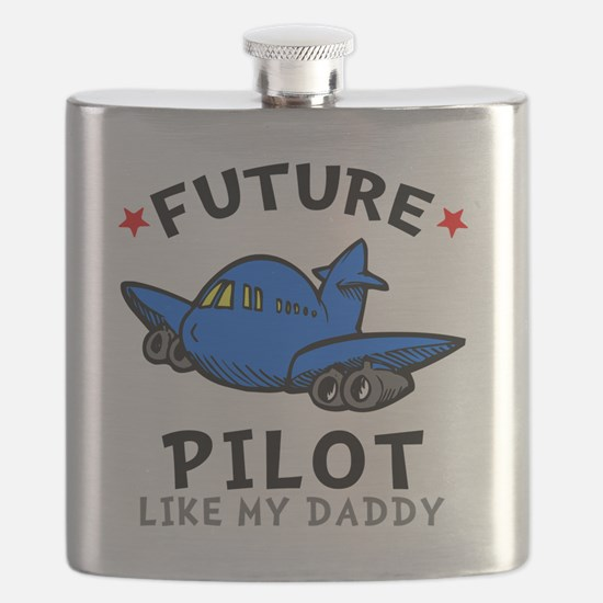 Pilot Daddy Flask